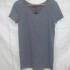n: philanthropy Multi Striped Carlita Dress Nwt S